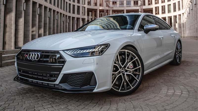 FINALLY! 2020 AUDI S7 SPORTBACK! Are AUDI totally crazy or genius The V6T TDI with mild hybrid!