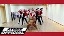 [DANCE PRACTICE] ATEEZ - Pirate King | Merry X-mas ver. | 181130