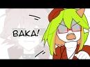 BAKA! meme