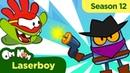 Om Nom Stories Laserboy