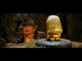 Индиана Джонс: В Поисках Утраченного Ковчега   Raiders of the Lost Ark (1981) Золотой Идол