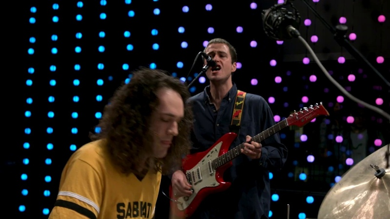 King Gizzard The Lizard Wizard - Deserted Dunes Welcome Weary Feet (Live on KEXP)