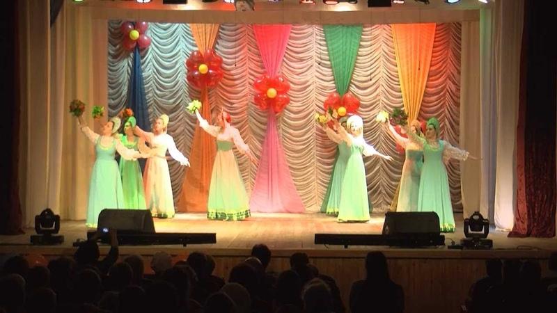 Концерт посвященный Межународному женскому дню в Шушенском РЦК