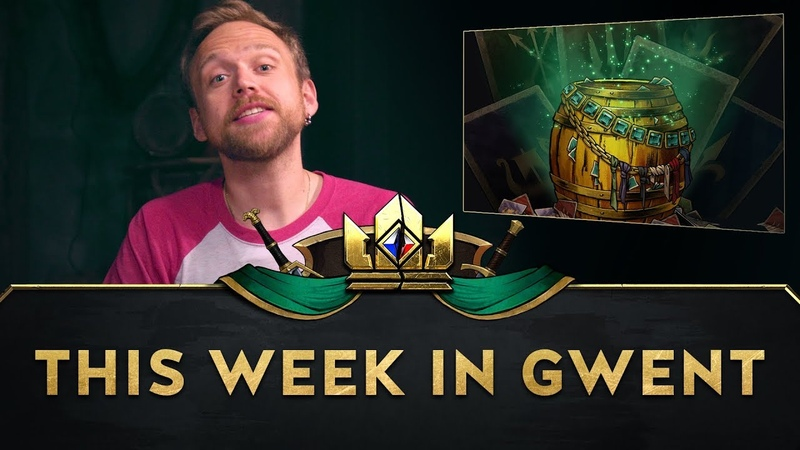GWENT The Witcher Card Game | This Week in GWENT 19.04.2019