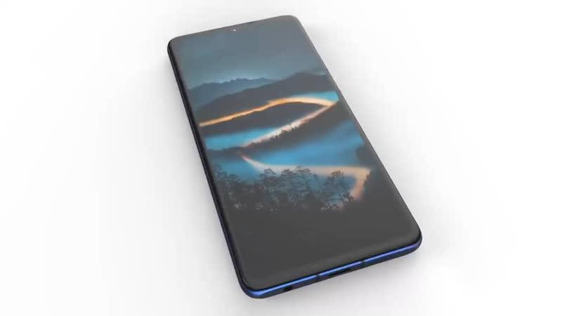 Huawei P30- 360 degree renders [EXCLUSIVE].mp4