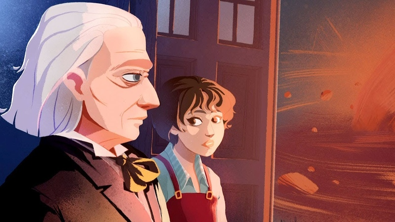 The Story of Susan Foreman | The Women Who Lived | Doctor Who