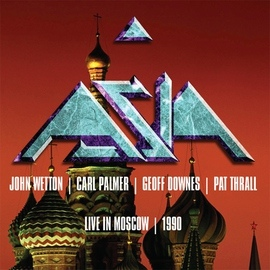 Asia альбом Live In Moscow