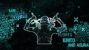 Sword Art Online AMV Kirito and Asuna JOCELYN FLORES Downtime Trap Remix 60fps