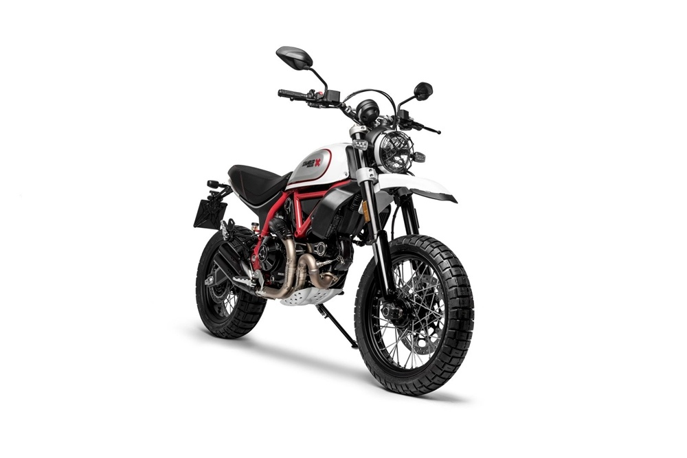 Intermot 2018: новые Ducati Scrambler 2019