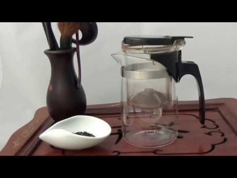 Что такое Типод (типот) изипод, чайник гунфу с кнопкой