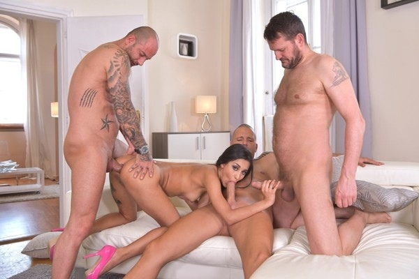 New Release Two Topless Girls And One Guy Singing