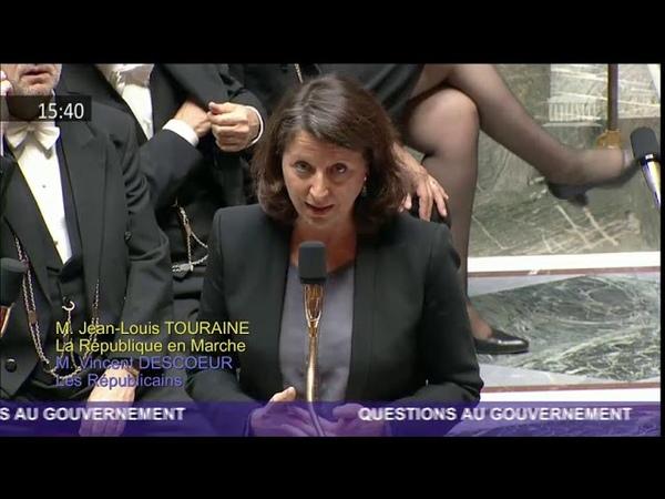 Vif échange entre Christophe Castaner et le député Ugo Bernalicis à l'Assemblée nationale