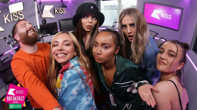 Little Mix chat new LM6 songs an Ariana Grande collaboration and waxworks 💅 BounceBack