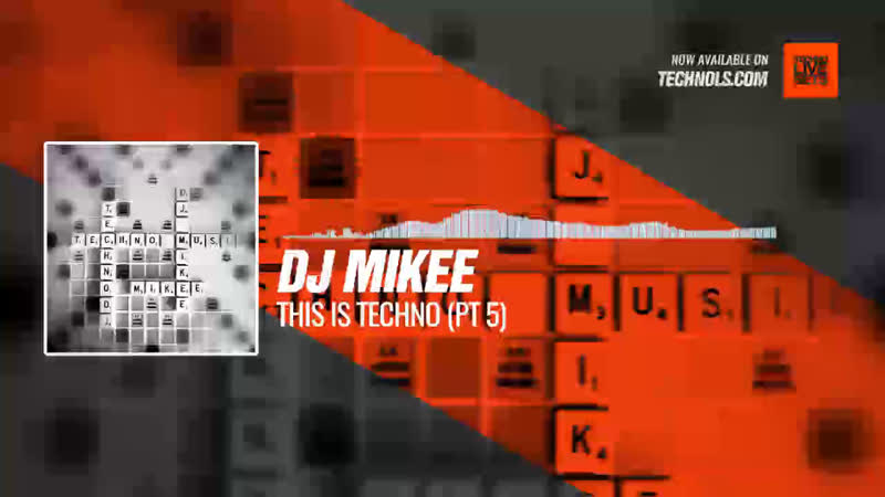 @mikevdstuyft - This is Techno (Pt 5) Periscope Techno music