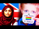UK Muslims Rebel Against LGBT Pedophile Brainwashing On Children In The UK