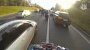 Крутая погоня полиции за квадроциклом Pursuit of Police of the ATV