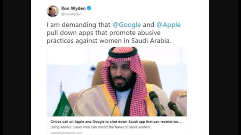 Apple - App Absher fördert Überwachung und Unterdrückung von Frauen z.B. in Saudi-Arabien - Stimmt das so