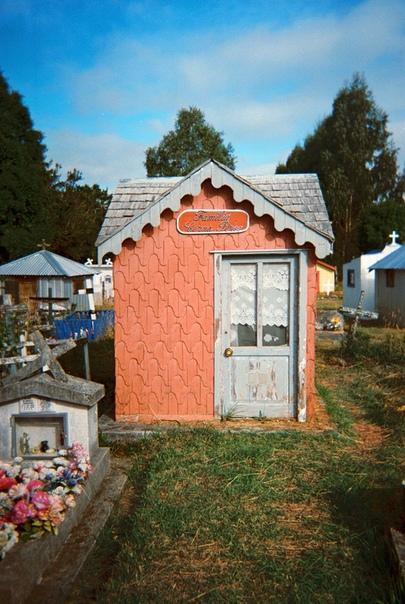 Дом для мертвеца