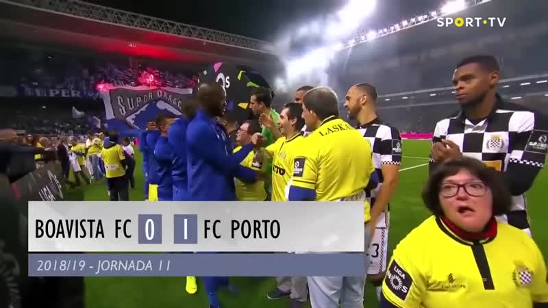 Boavista 0-1 FC Porto - Resumo - SPORT TV