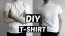 Diy t shirt How to make your own clothing Clone your closet