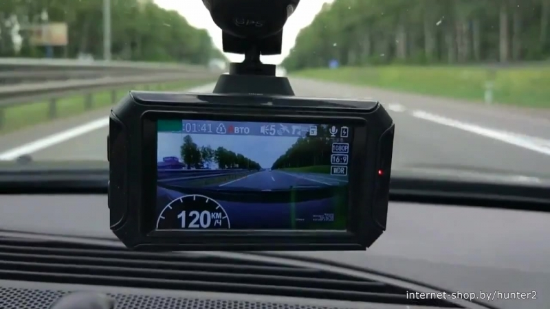 Видеорегистратор радар детектор с GPS и ГЛОНАСС🔥