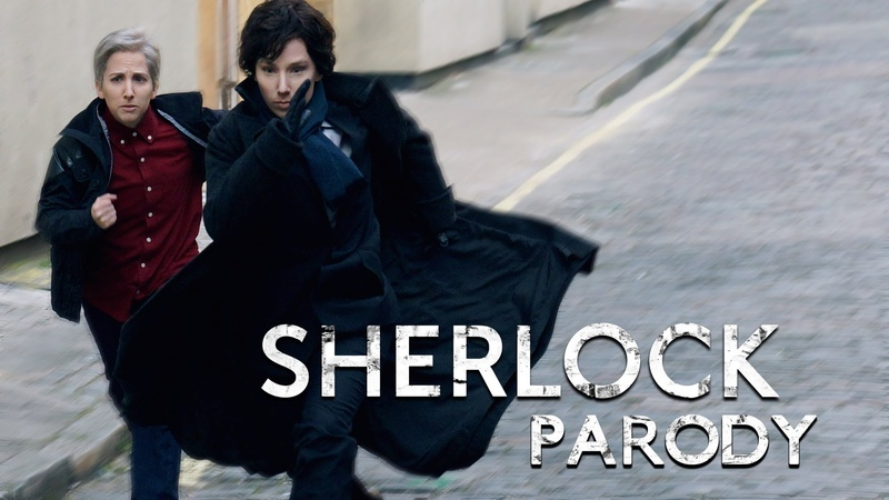 Sherlock Parody by The Hillywood Show®