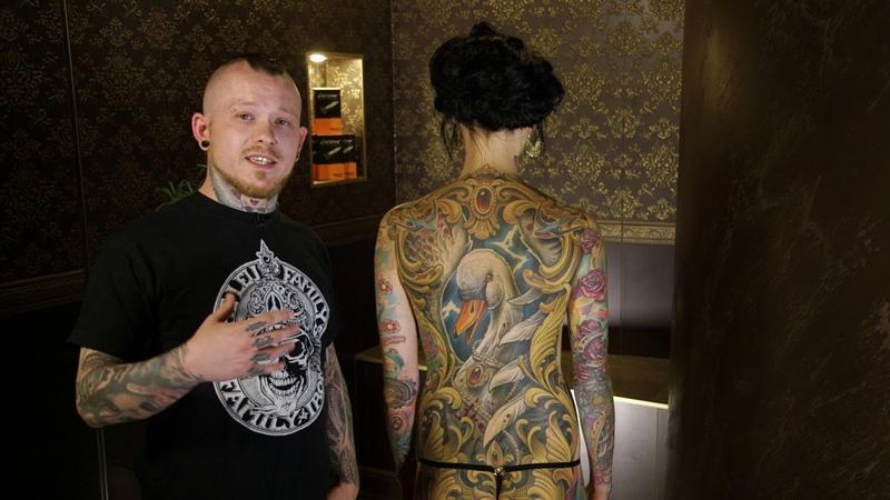 Tattoo Tips Tricks with Tattoo Artist Julian Siebert Lines and contrast