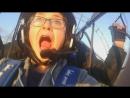 Мой первый полёт на параплане Fly39