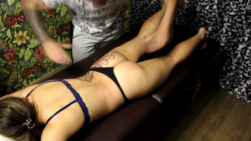 Твин массаж Бразильская попка