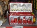 Алтайский край. Барнаул. Лента. Новогодние подарки, игрушки, украшения.