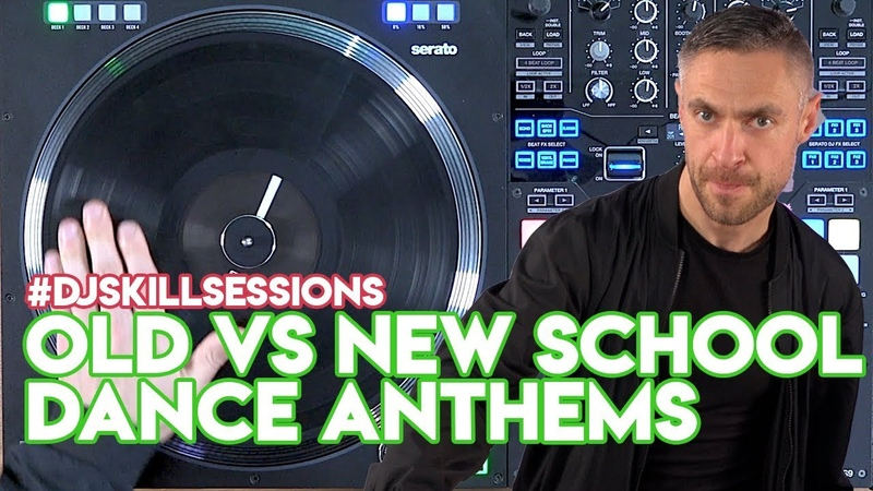 DJ Skill Sessions 36: Old Vs New School Dance Anthems - DJ Routine w/ Rasp On Rane Twelves Serato
