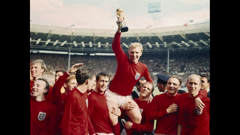 What made England so '66