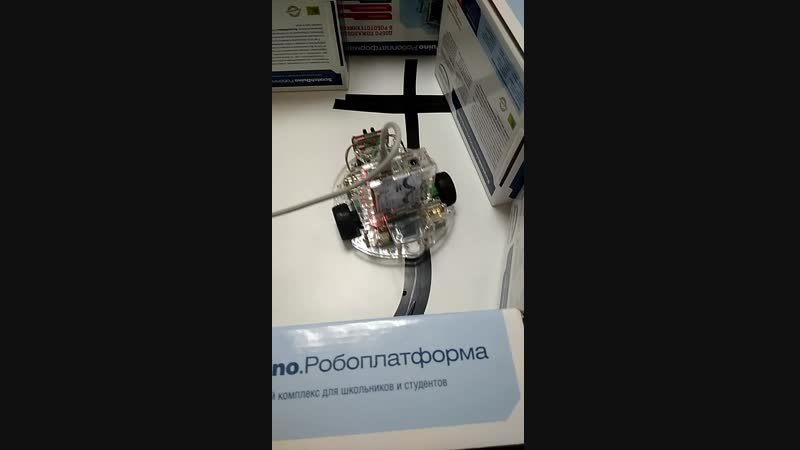 Робот Митька