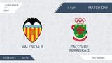 AFL19. Euroleague. SZAO. Division B. Day 1. Valencia-B - Pacos de Ferreira-2.