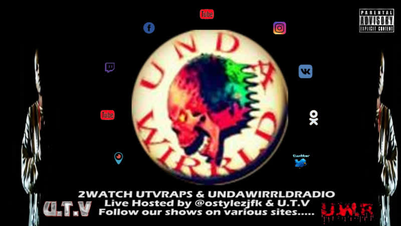 Uwr indieartistspotlight is live hosted by @ostylezjfk