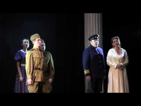 Артисты театра Музыкальной комедии - Вечерняя песня