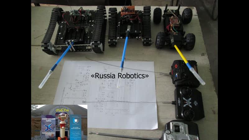 «Russia Robotics» РобАт