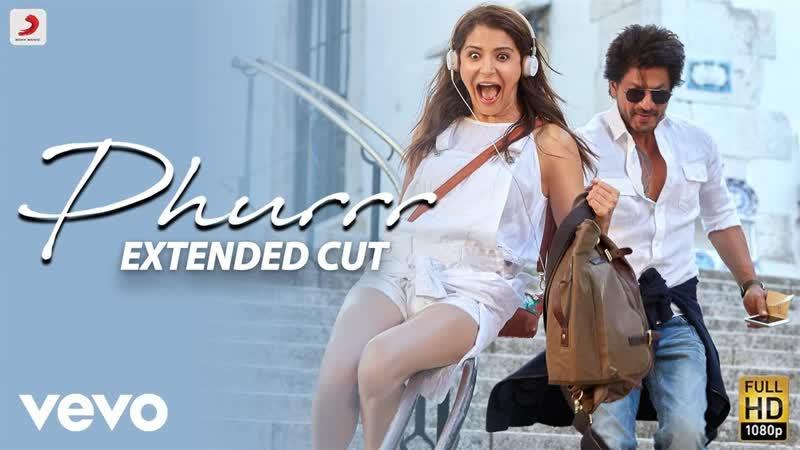 Клип на песню Phurrr из фильма Когда Гарри встретил Седжал ¦ Aнушка Шарма Шах Рукх Кхан
