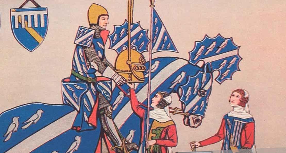 Дамы и рыцари