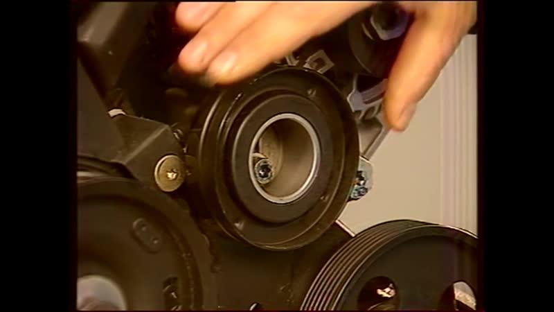 Замена ремней Пежо 806 и 405 мотор 1.8 XU7JP