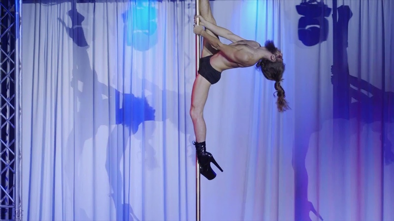 Exotic Male Pole Dancer Texas Pole Dance Championships House Work Heels Bigger Than Your Dick