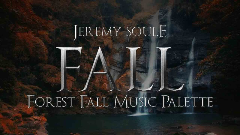 Jeremy Soule — Fall (Forest Fall Skyrim Explore Sound Palettes - A B - BSA) - [Extended]