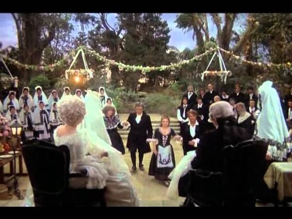 Фильм-опера Женитьба Фигаро 1976 год (часть 2).