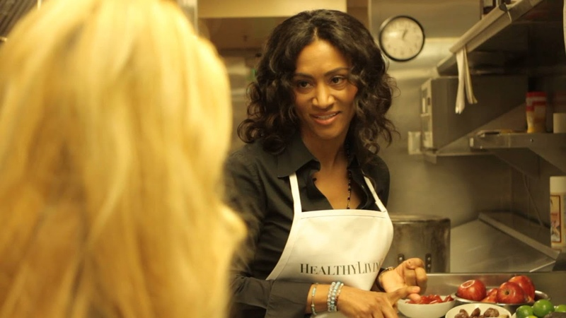 Michael Jackson's chef Kai Chase interview to HealthyLivinG magazine