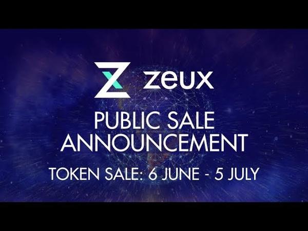 Zeux - Приложение для крипто платежей и инвестиций