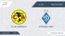 AFL19. United World 2. Day 6. Club America - Dynamo Kiev