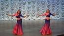 Восточные танцы для детей Белгород_Дуэт Табла_Варвара Лукашова и Валерия Стрельцова