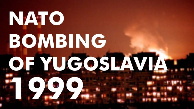 NATO Bombing of Yugoslavia - 20 Year Memorial