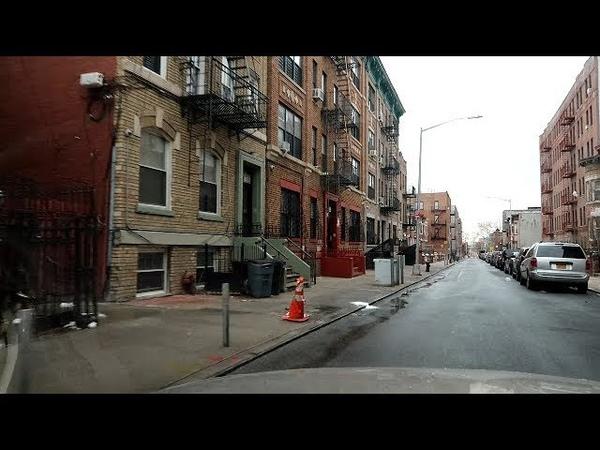 Бруклин, Нью-Йорк, США - реп, бомжи нигеры, гетто, rap