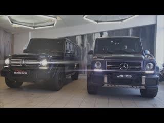 Mercedes-Benz G-класс. Gelandewagen. Вмятинов